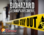 Biohazard Cleanup and Recovery - Xtreme