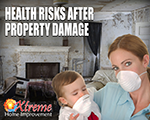 Health Risks Associated with Property Damage
