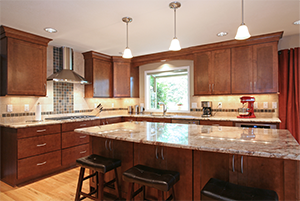 Kitchen remodeling performed by Xtreme Home Improvement in Palmyra, PA