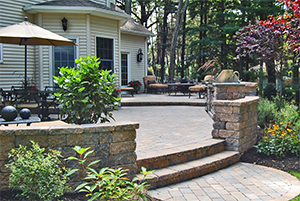 Outdoor remodeling performed by Xtreme Home Improvement in Palmyra, PA