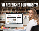 We Redesigned Our Website