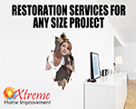 Restoration Services for Any Size Project