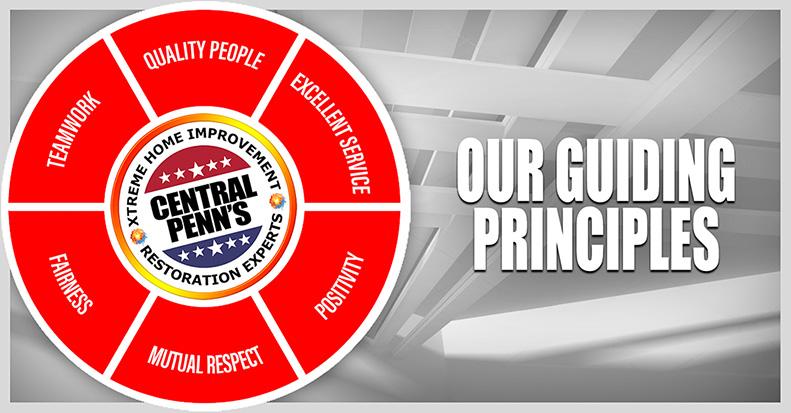 Our Guiding Principals
