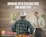 Working with Contractors and Adjusters