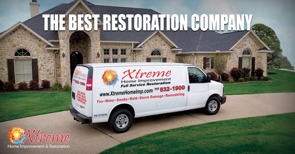 The Best Restoration Company